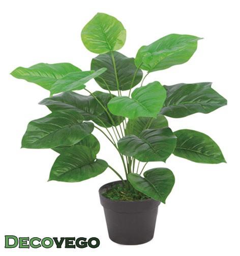Decovego pothis plante artificielle artificiel plastique for Plante haute artificielle