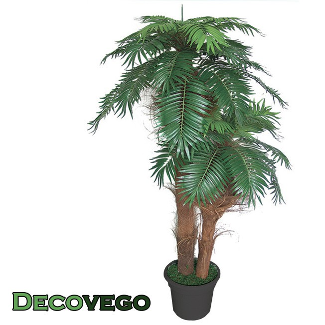 Palmier cocotier plante arbre artificielle artificiel - Palmier cocotier ...