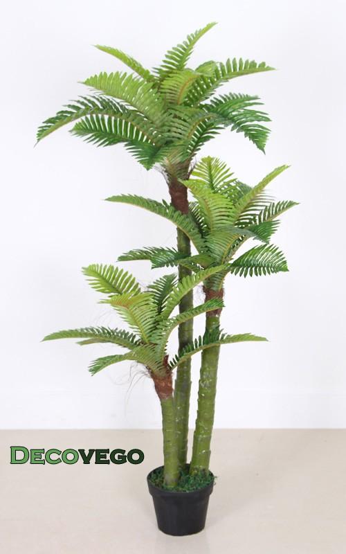 Planta arbol palmera artificial decoraci n para interior - Planta interior palmera ...