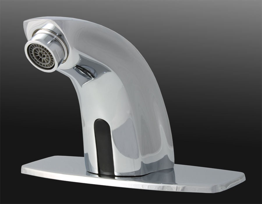 vollautomatischer infrarot sensor wasserhahn mit wasser stopp eur 84 99 picclick de. Black Bedroom Furniture Sets. Home Design Ideas