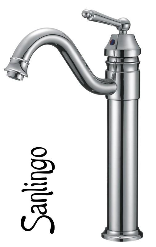 Moderne design cuisine levier unique lavabo robinet for Robinet cuisine moderne