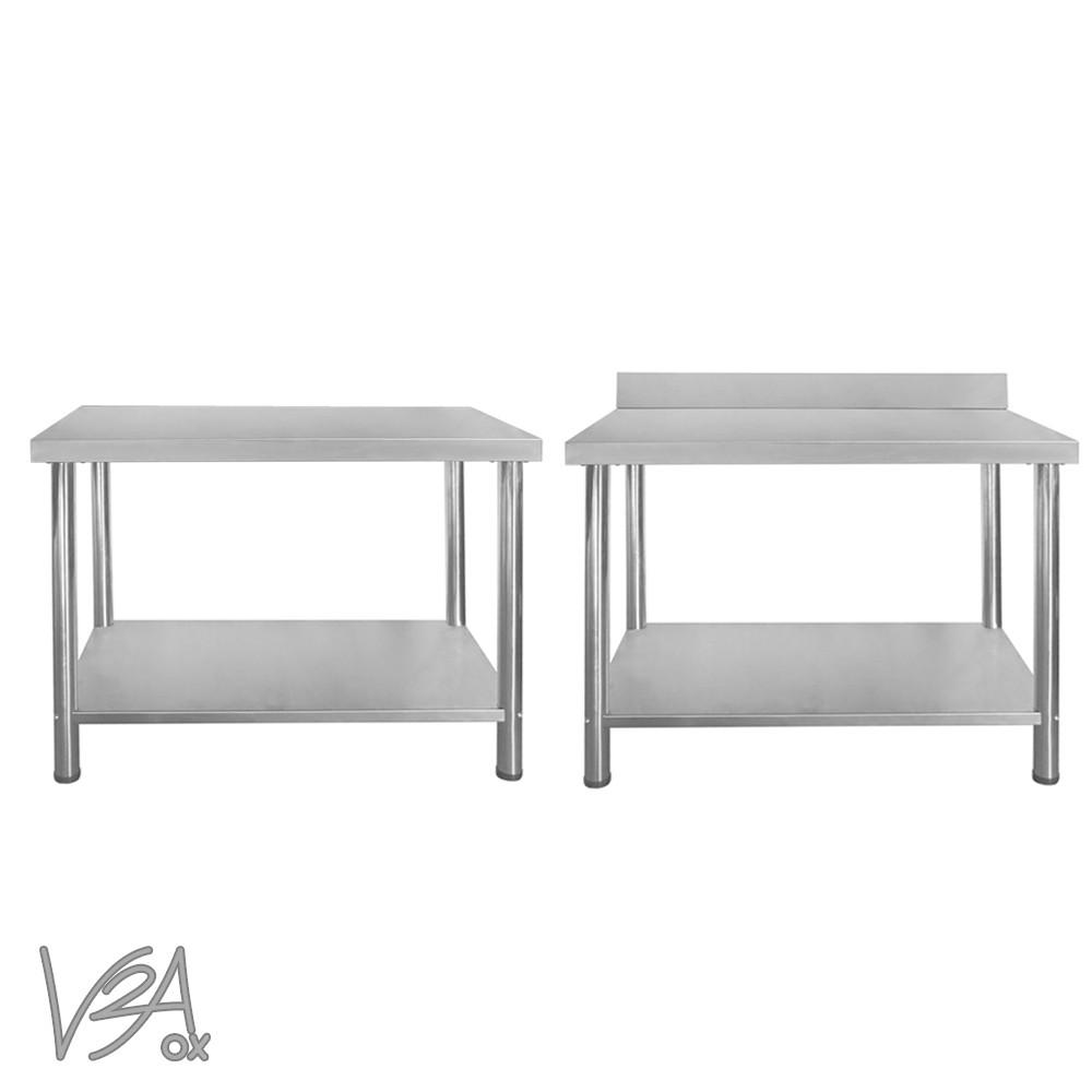 Gastro mesa de cocina mesa de trabajo regulable arista - Mesa de trabajo para cocina ...